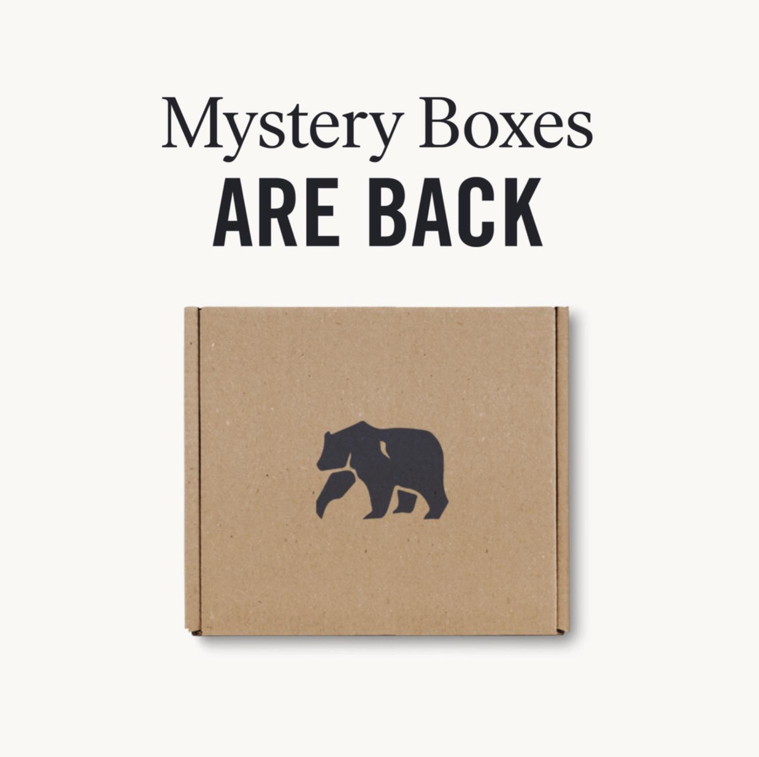 The Normal Brand Mystery Boxes – On Sale Now