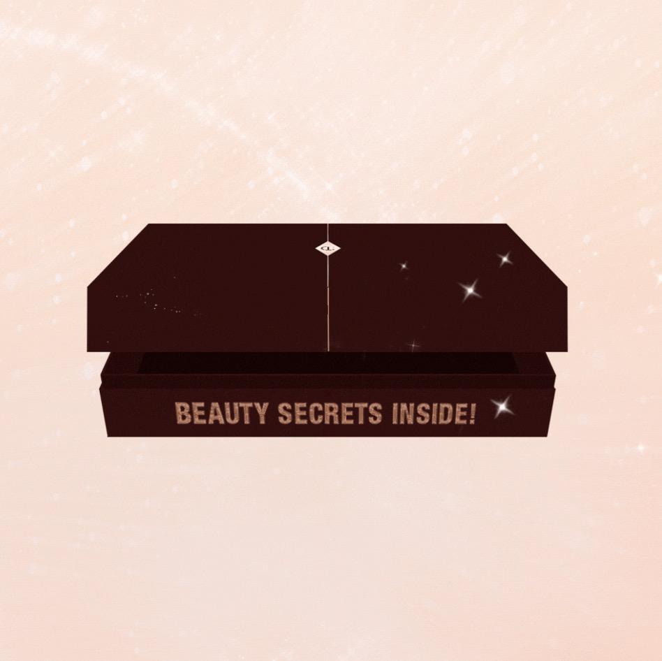 Charlotte Tilbury Charlotte's Beauty Secrets Mystery Box – On Sale Now!