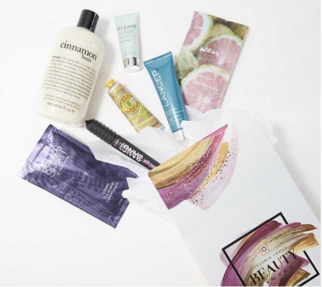 QVC TILI Try It, Love It Customer Choice Beauty Nominees Box- On Sale Now