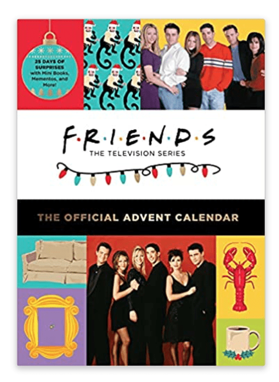 Friends 2021 Advent Calendar – Now Available for Preorder