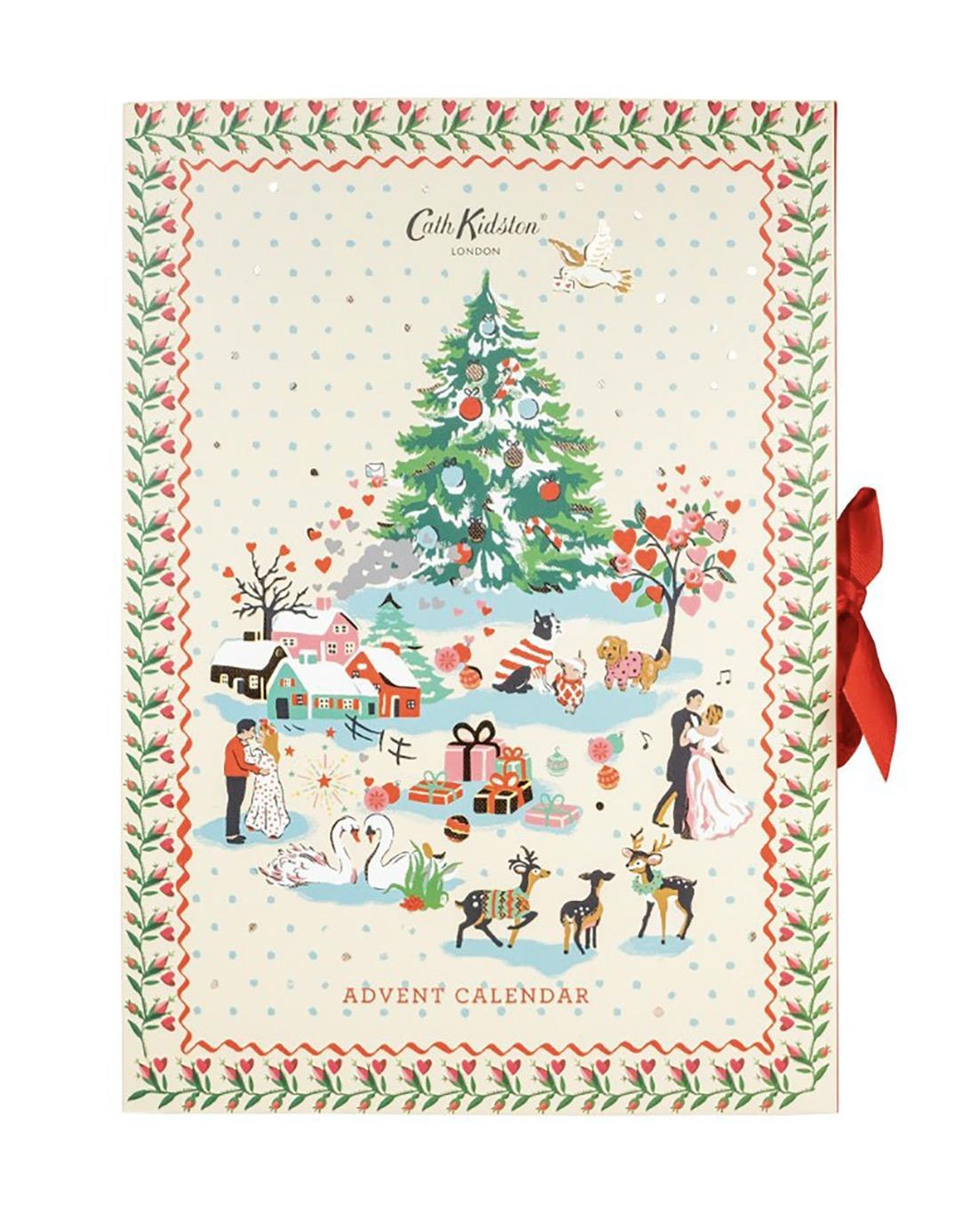 Cath Kidston Christmas Beauty 2021 Advent Calendar  – On Sale Now