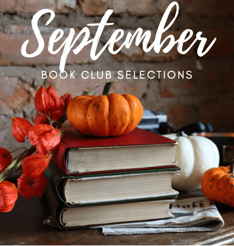 September 2021 Book Club Selections
