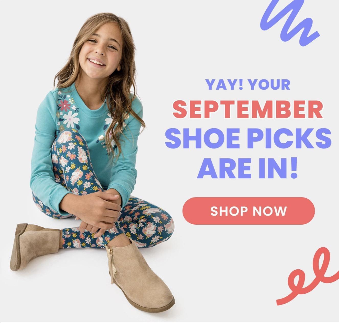 September 2021 FabKids Selection Time + New Subscriber Offer