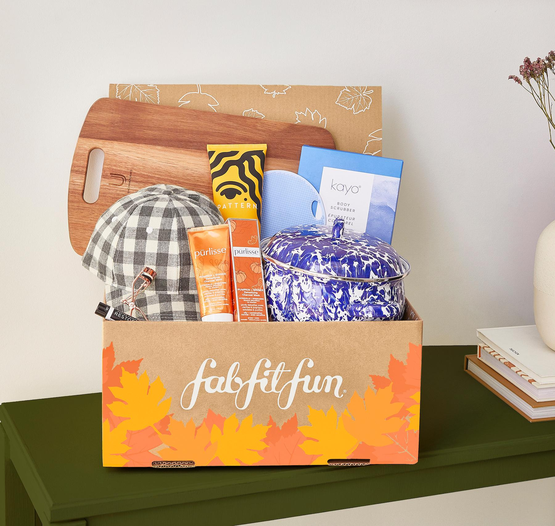 FabFitFun Coupon Code – FREE Mystery Box with Annual Subscription!