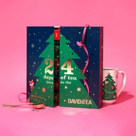 David's Tea Advent Calendars – On Sale Now