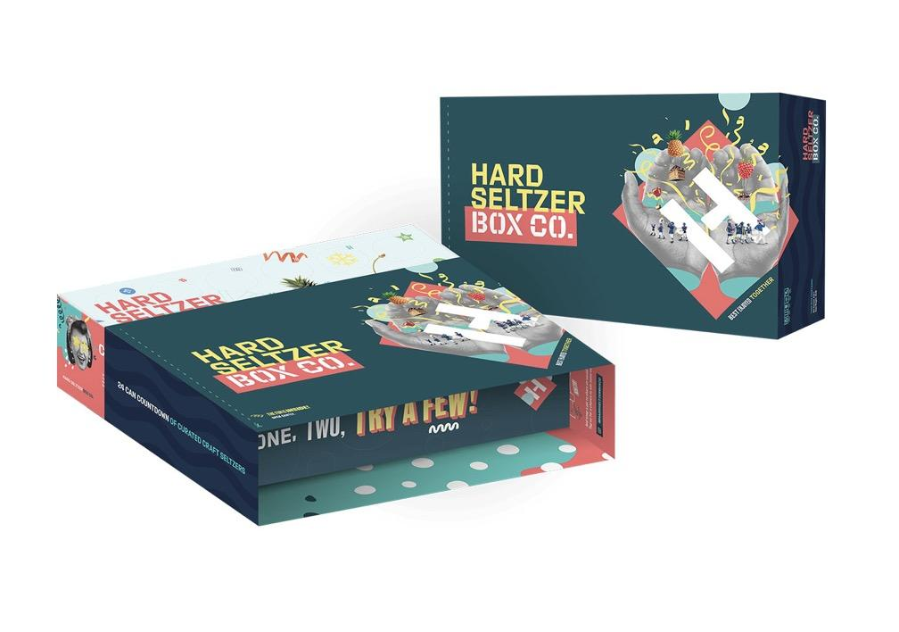 Hard Seltzer Box Co. Advent Calendar – Available for Pre-Order
