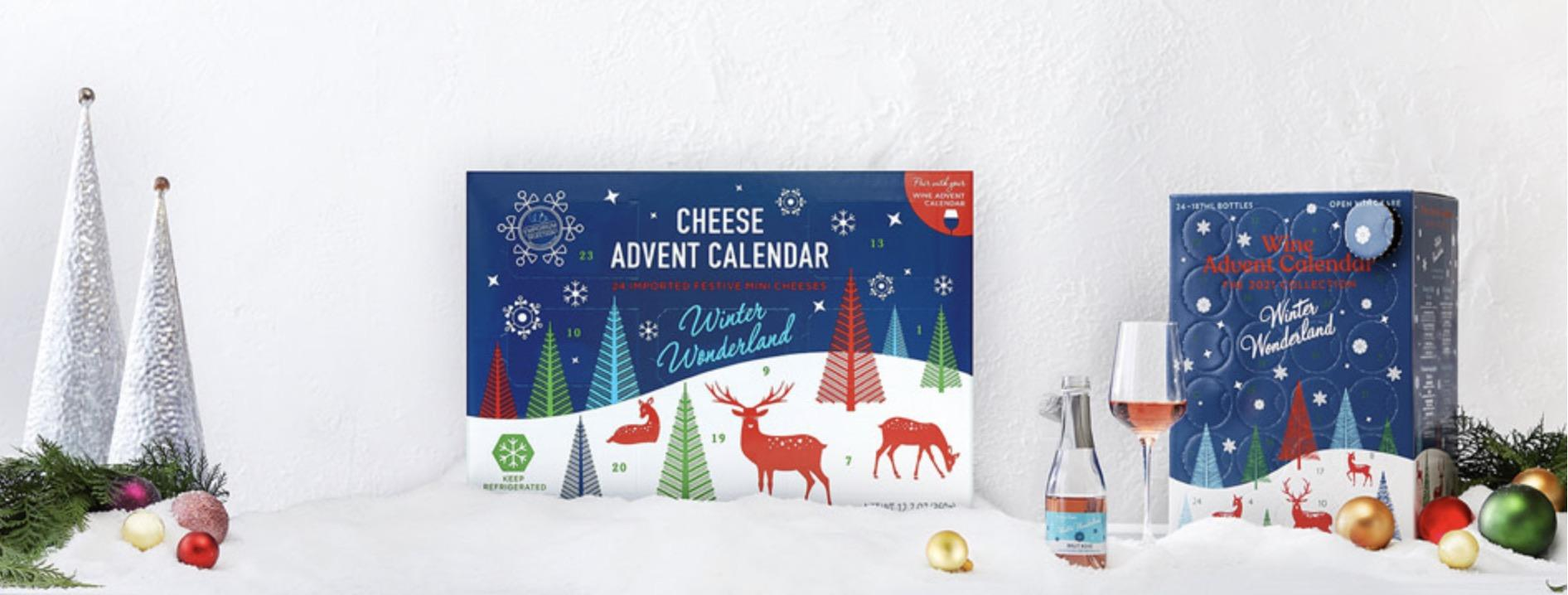 Aldi Wine Advent Calendars