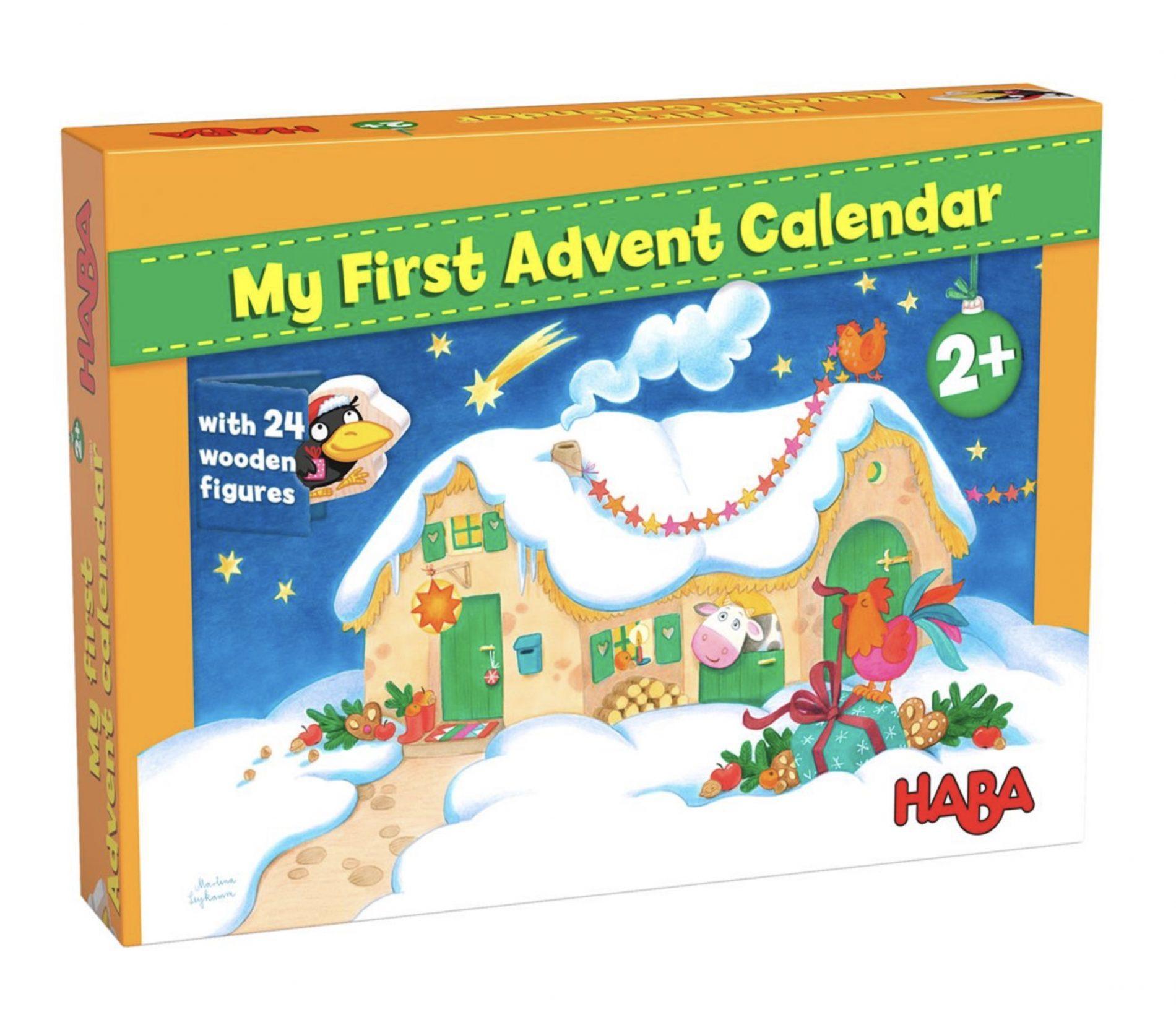 HABA My First Advent Calendar – Now Available