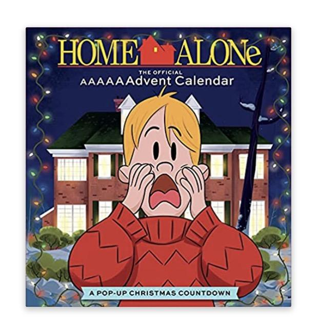Home Alone AAAAAAdvent Calendar – Now Available for Pre-Order
