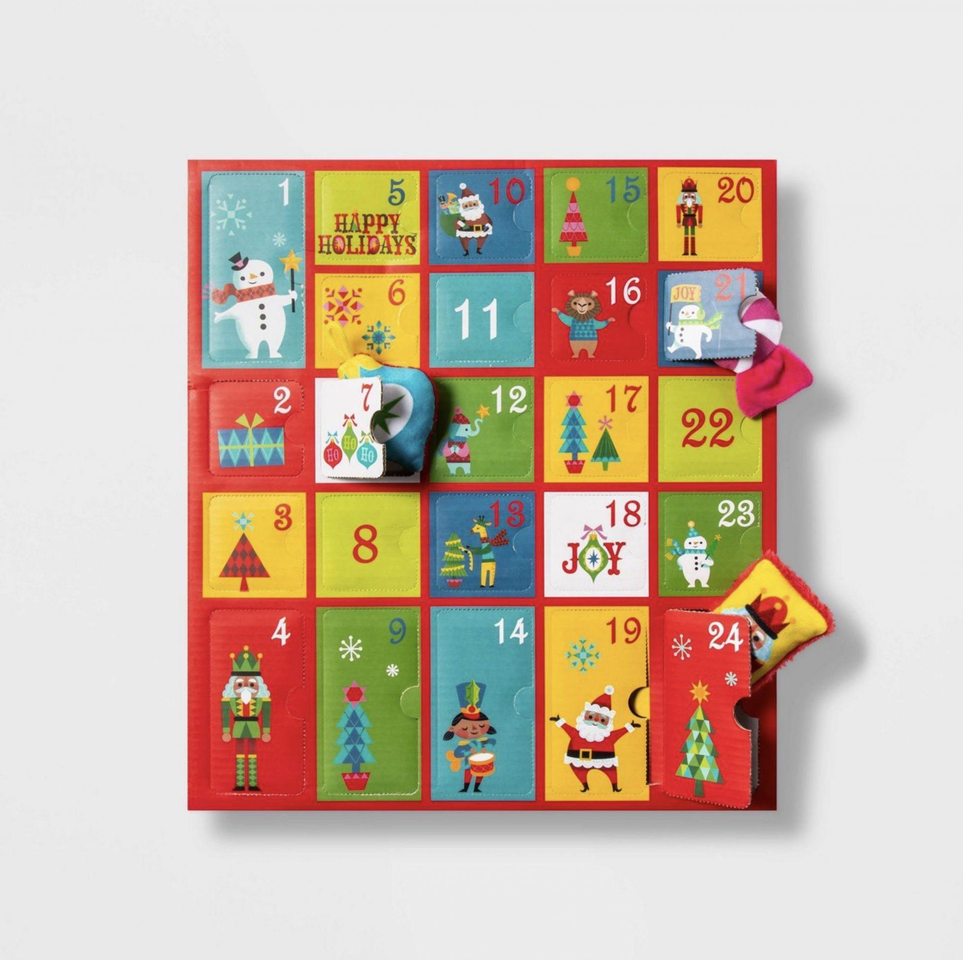 Wondershop Target Dog Toy Advent Calendar – 24pk