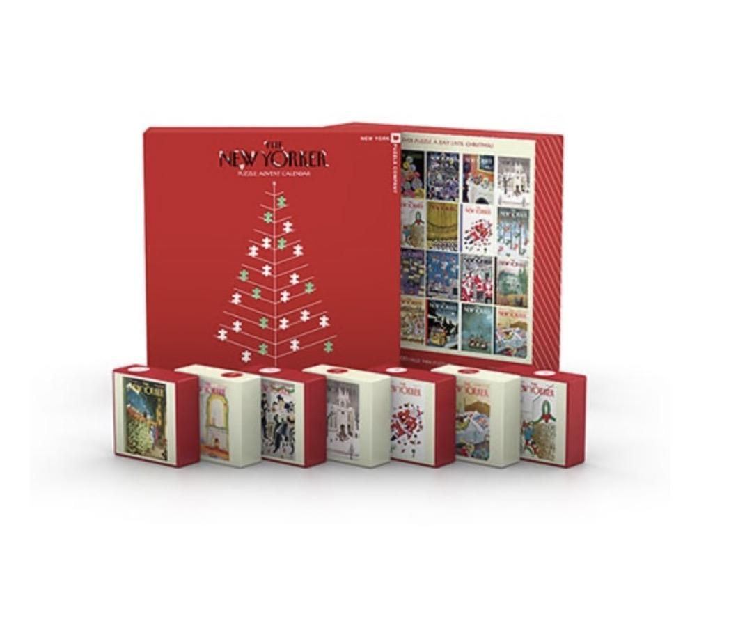 New Yorker Puzzle Advent Calendar