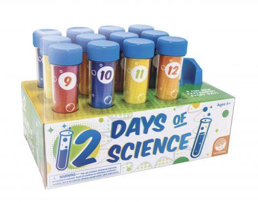 MindWare 12 Days of Mini Science Experiments Advent Calendar