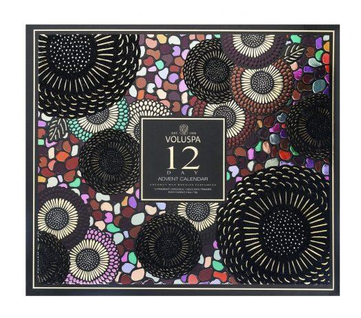 VOLUSPA Japonica Candle 12 Day Advent Calendar Gift Set – On Sale Now
