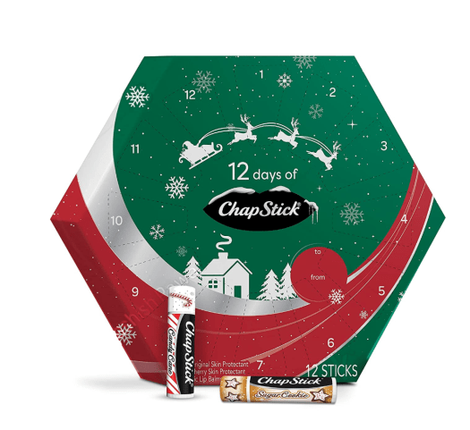 ChapStick Advent Calendars – Now Available