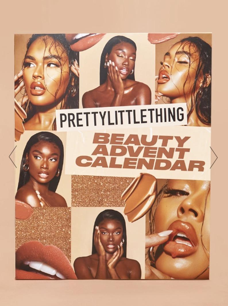 PrettyLittleThing 2021 Beauty Advent Calendar