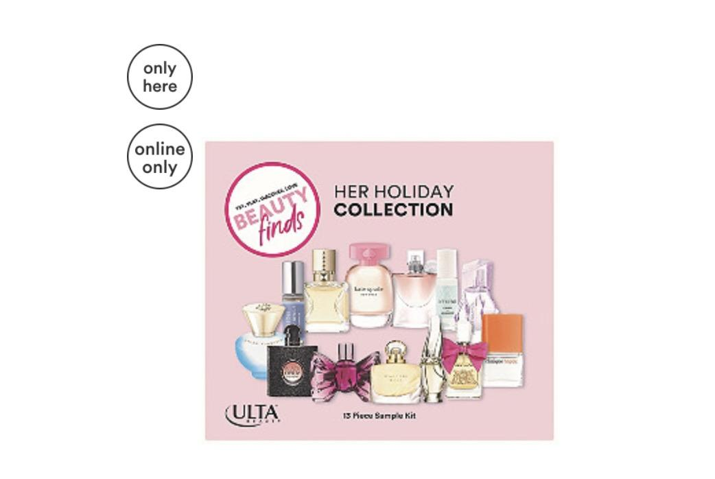 ULTA Her Holiday Holiday Fragrance Kit – On Sale Now!