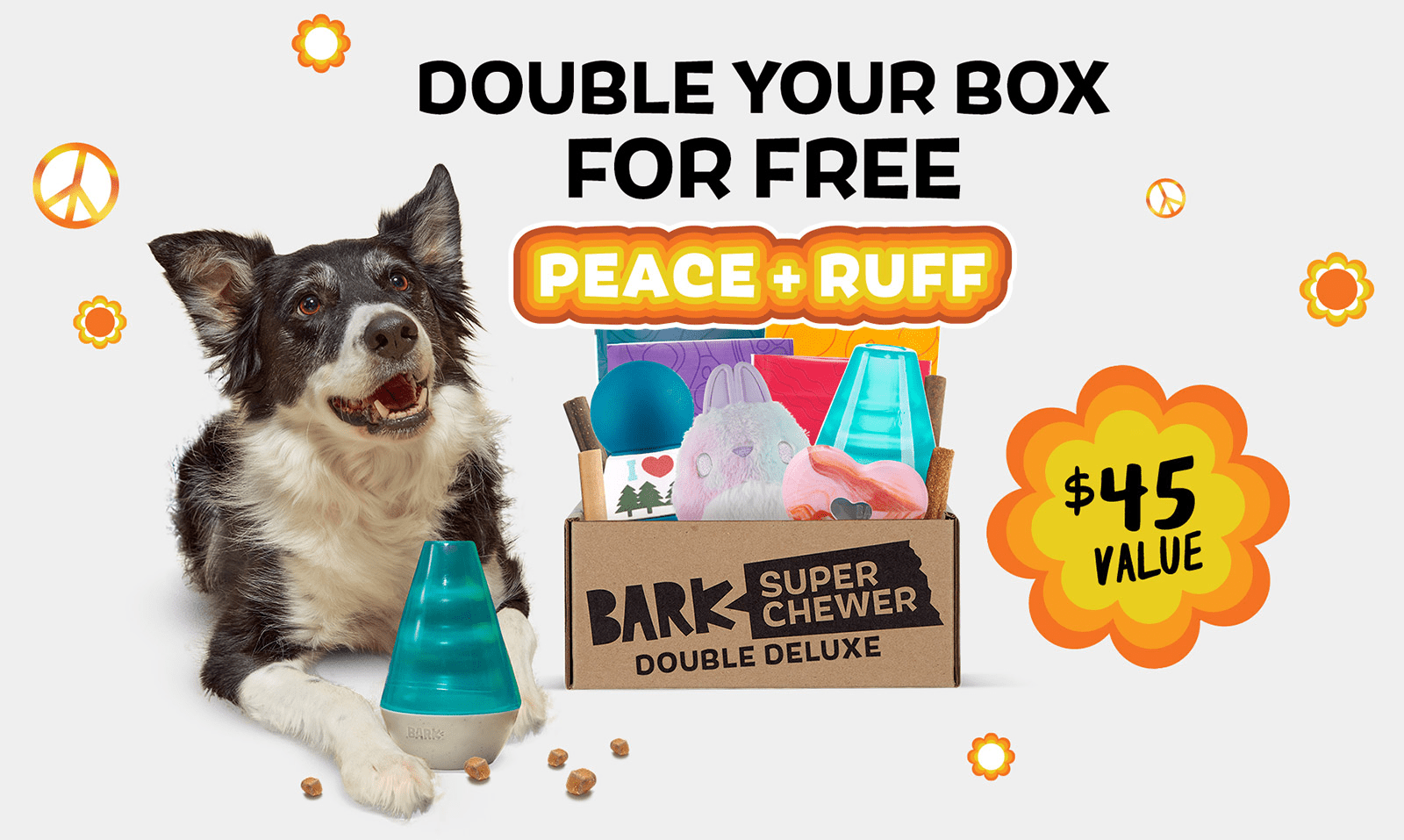 BarkBox Super Chewer Coupon Code – Double Your First Box