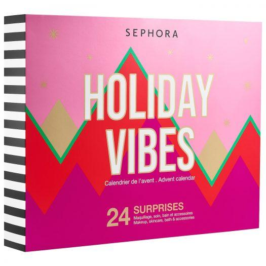 Sephora Collection Holiday Vibes Advent Calendar  – On Sale Now