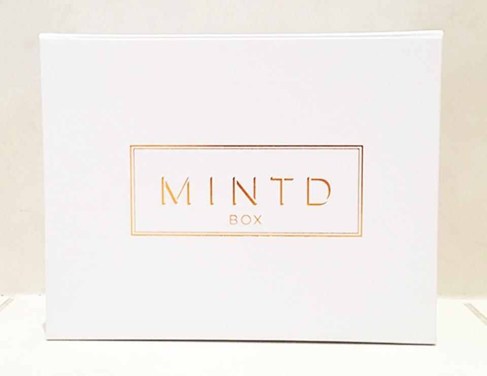 MINTD Box October 2021 FULL Spoilers + Coupon Code!