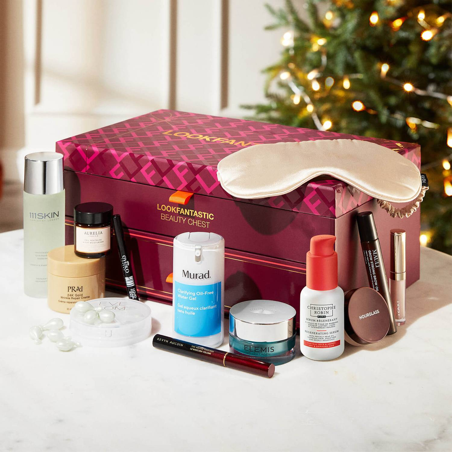 2021 Lookfantastic Beauty Chest – On Sale Now!