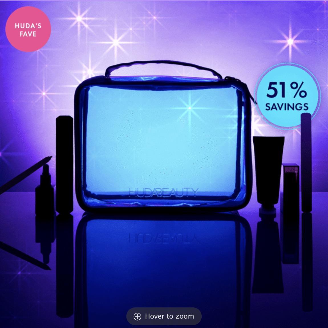 HUDA Beauty Surprise Mystery Birthday Bag – On Sale Now