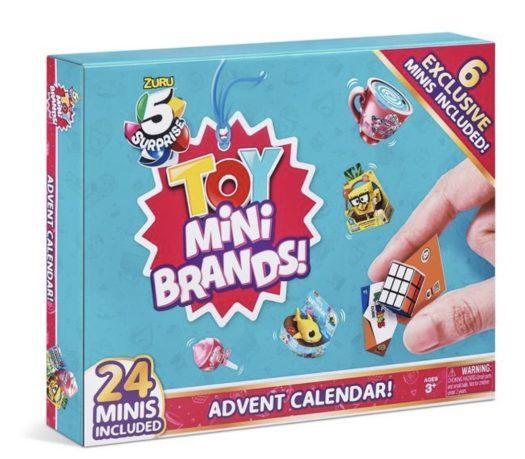 Zuru 5 Surprise Mini Toy Advent Calendar – Now Available at Target Online