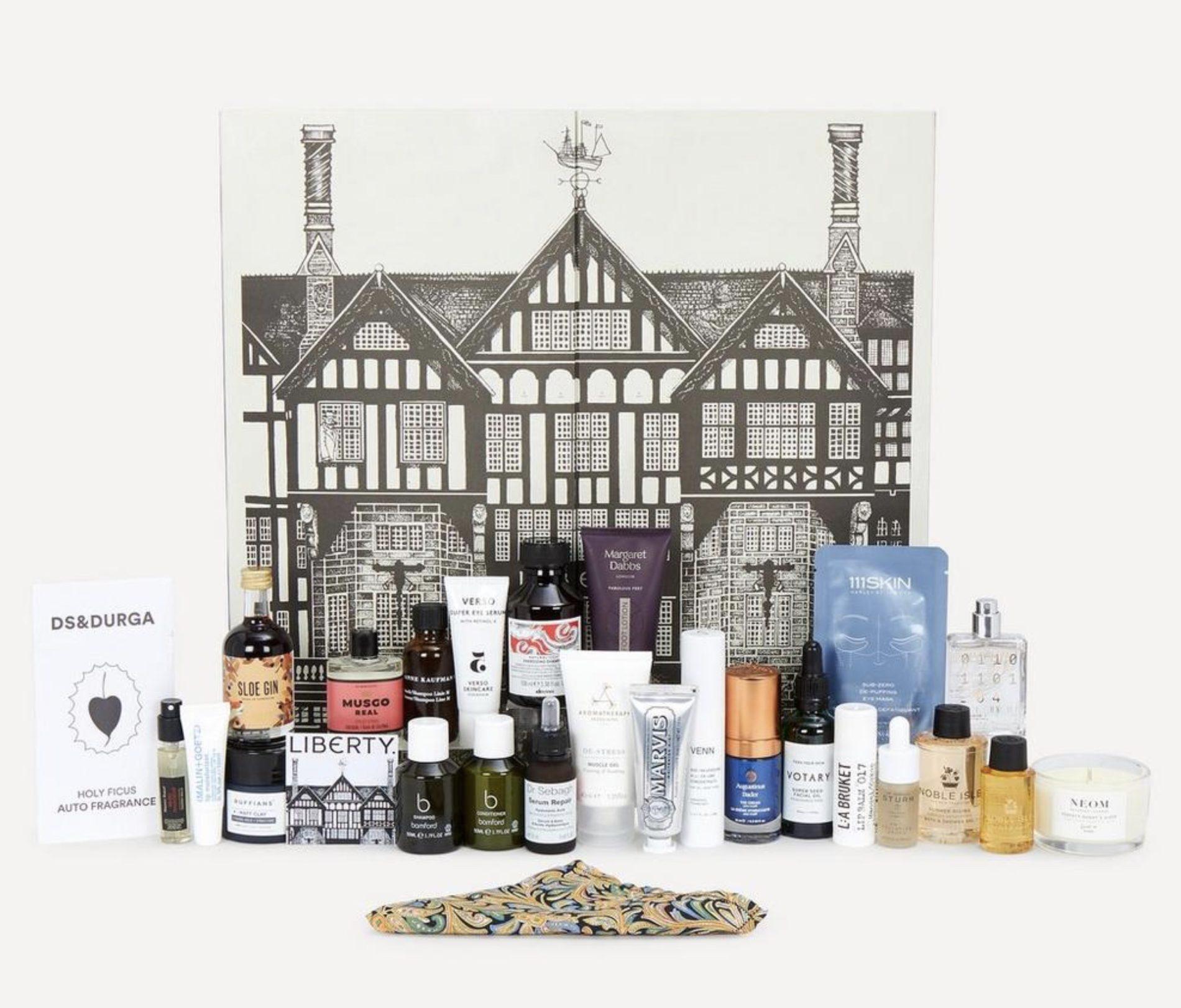 LIBERTY LONDON Men's Advent Calendar 2021  – On Sale Now!