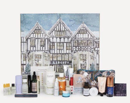 LIBERTY LONDON Beauty Advent Calendar 2021  – On Sale Now!