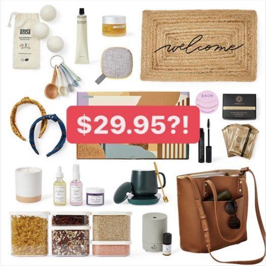 Alltrue Sale - Fall Box for Just $29.95!