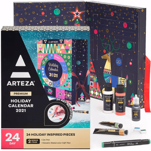 ARTEZA Advent Calendars – Now Available