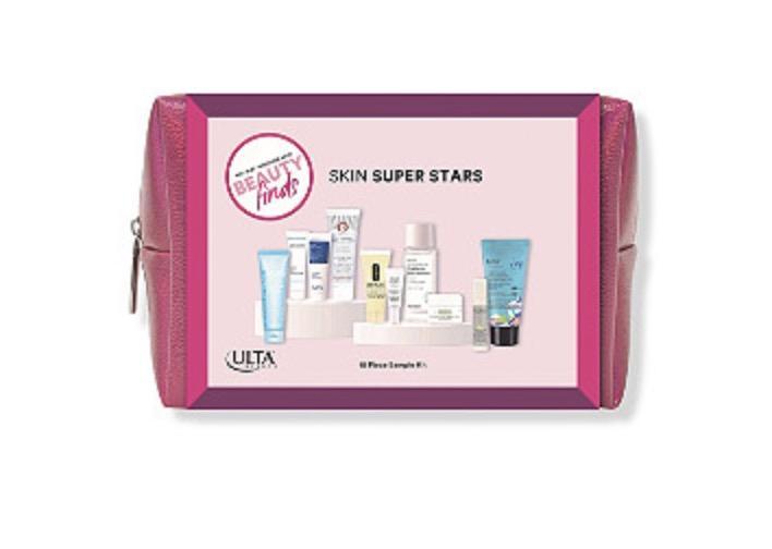 ULTA Skin Super Stars Sample Kit