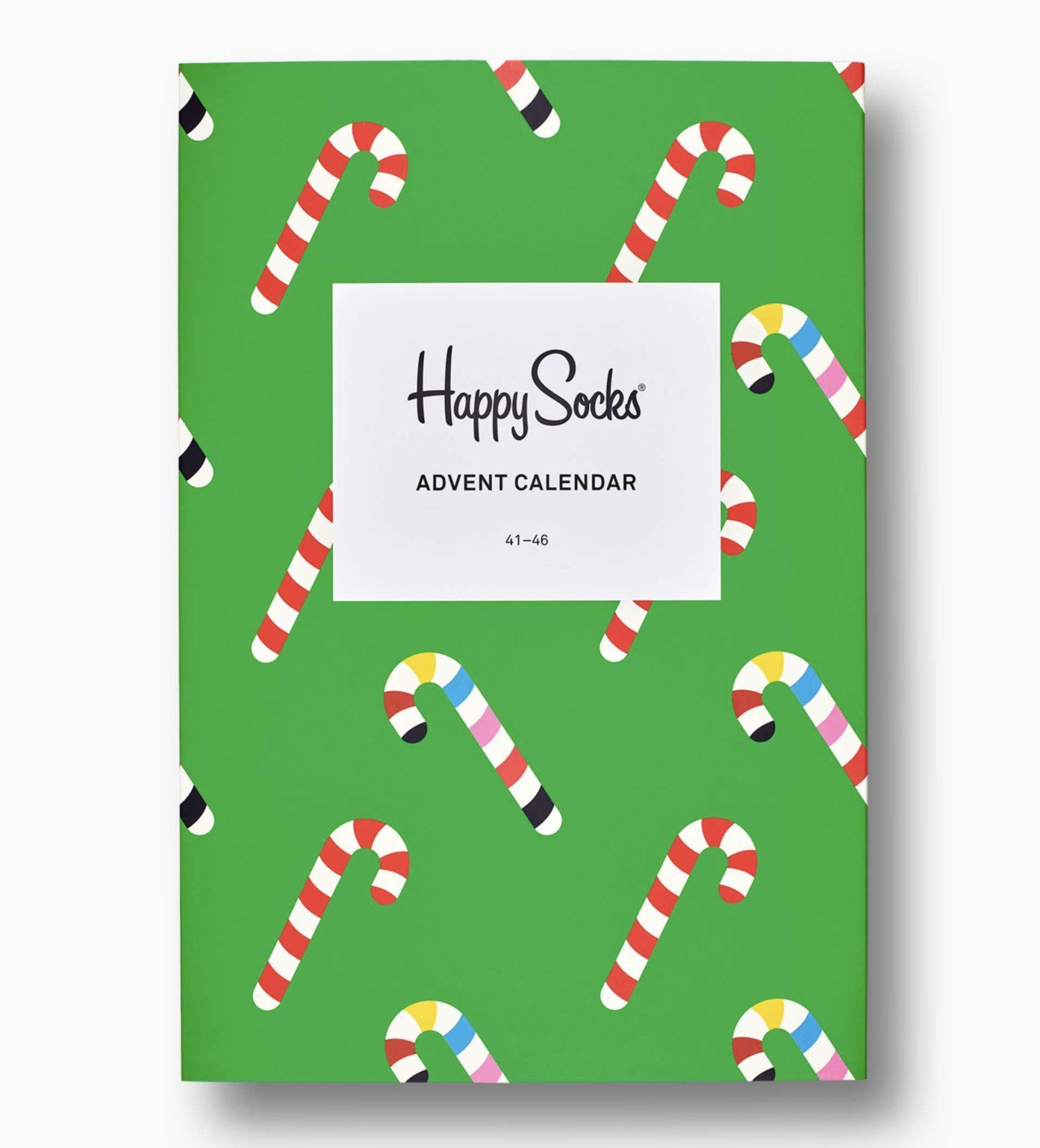Happy Socks 24 Days of Holiday Socks Advent Calendar – On Sale Now