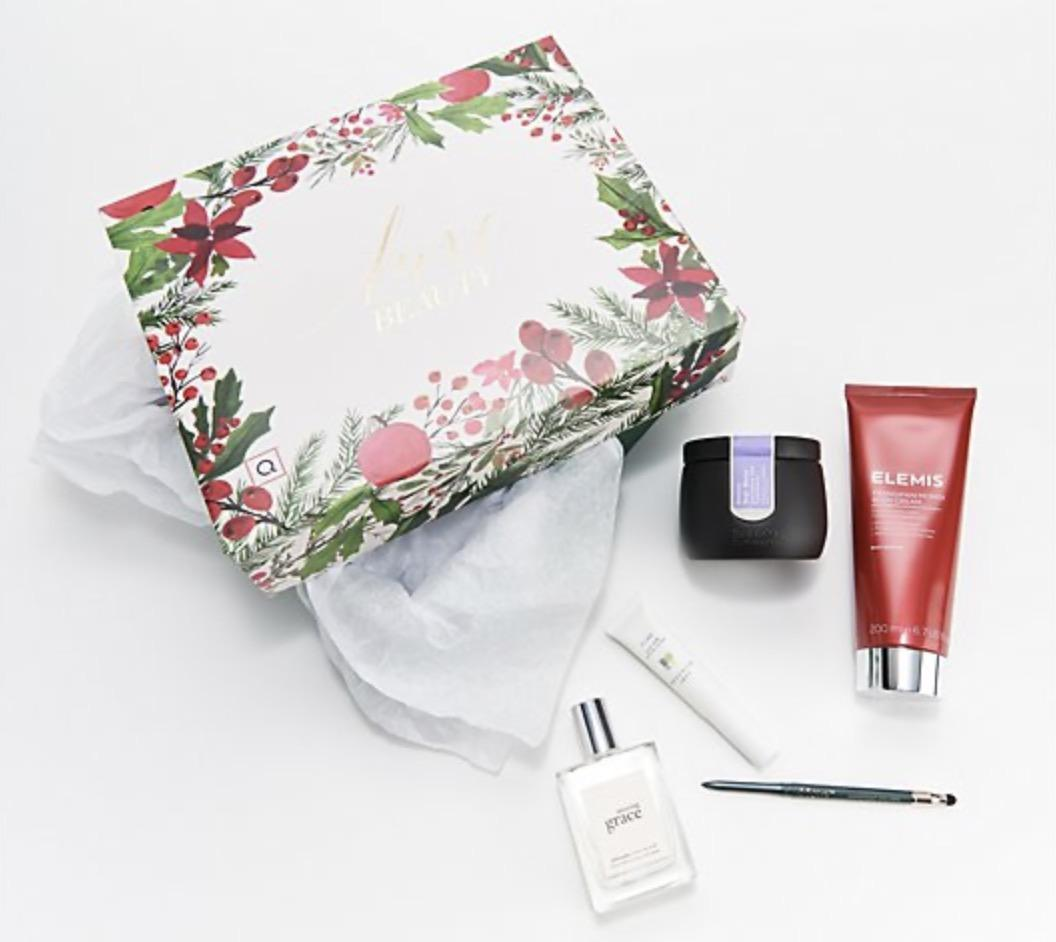 QVC TILI Try It, Love It 5-Piece Luxe Beauty Holiday Box – On Sale Now