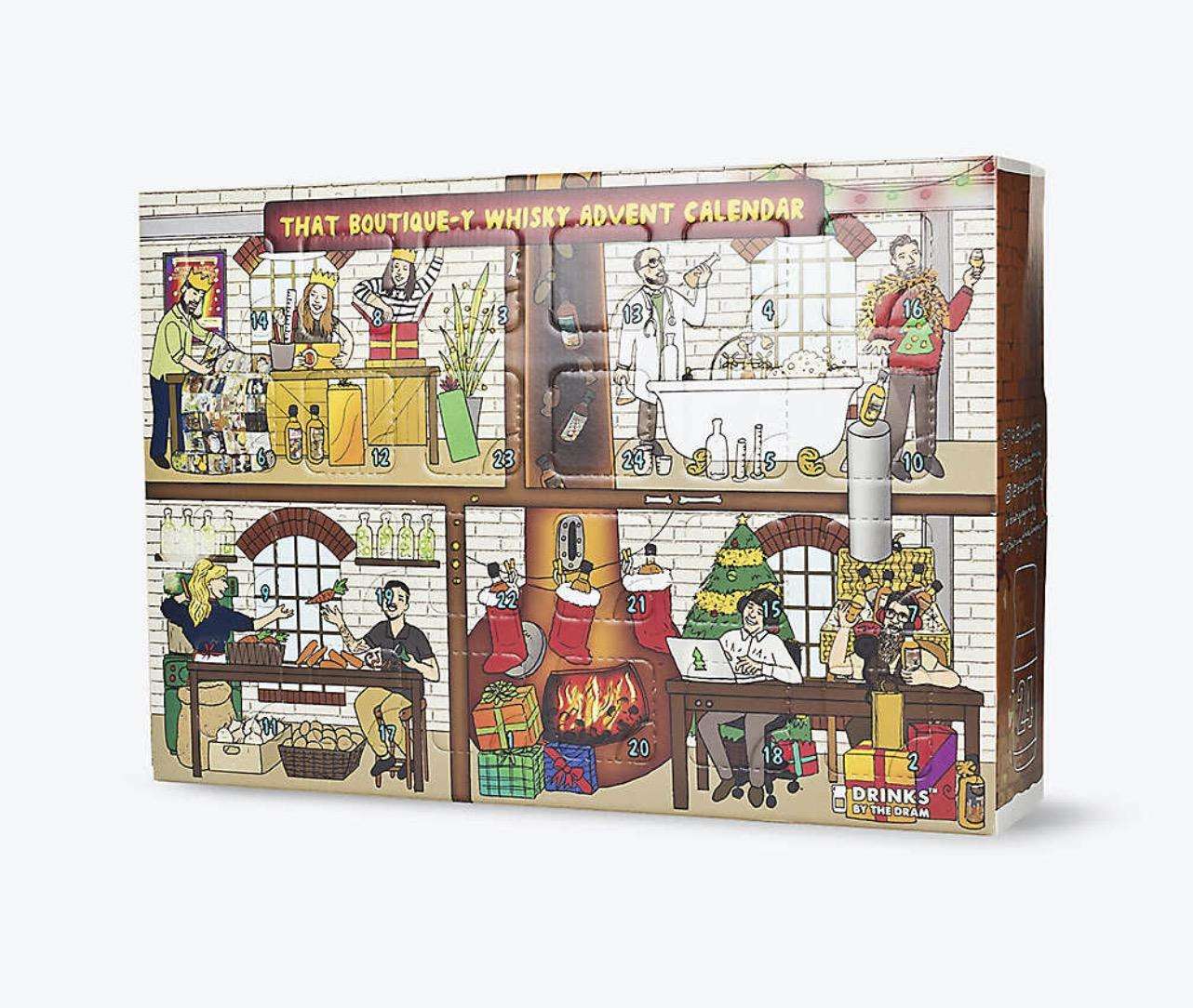That Boutique-y Whisky Company Whiskey Advent Calendar – On Sale Now!