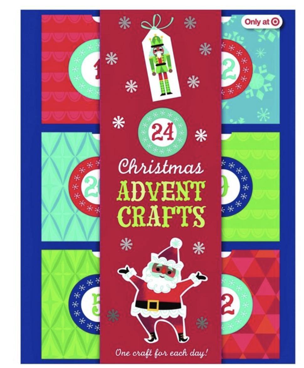 Wondershop Project Dream Advent Crafts Calendar