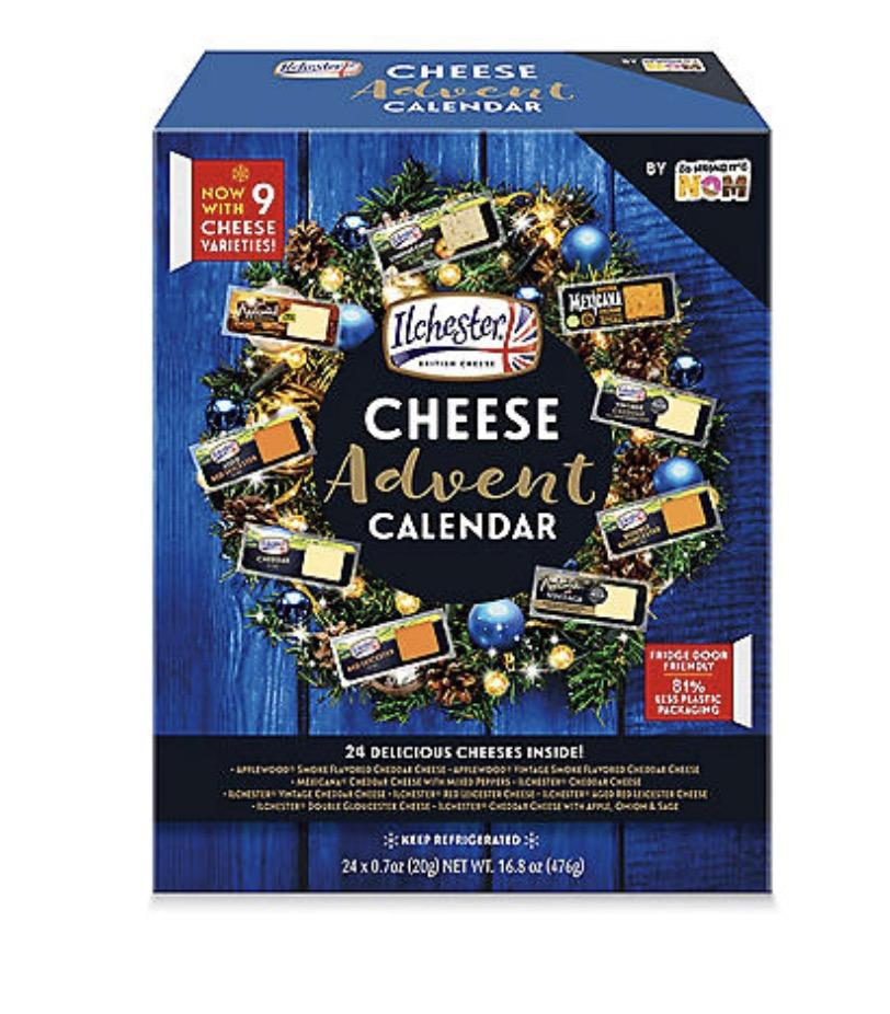 So Wrong It's Nom 2021 Cheese Advent Calendar – Coming Soon!